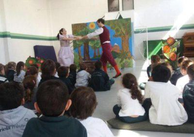 Incial, Primaria – Teatro