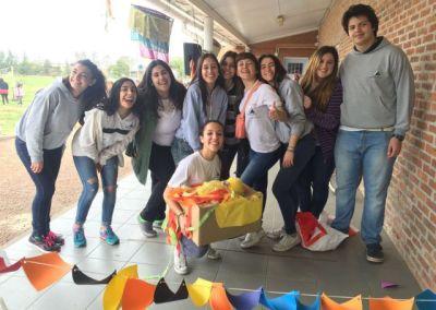 """Secundaria – Líderes """"Los Tréboles"""""""