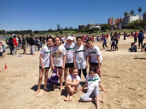 Primaria – Deporte en la playa