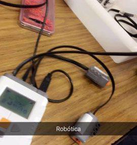 Secundaria – Robótica
