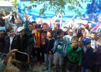 Primaria – 1º y 2º año campamento