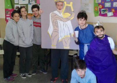 Secundaria – Mitología Griega
