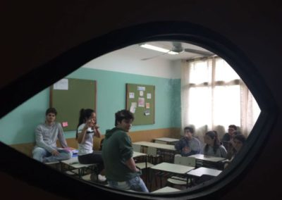 Secundaria – Encuentro Taller