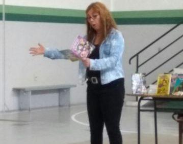 Primaria – Helen Velando