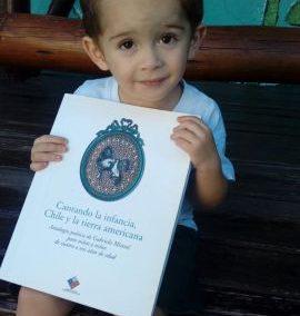 Inicial – Recordando a Gabriela Mistral 2 y 3 años