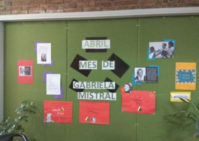 Primaria – Recordamos a Gabriela Mistral