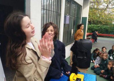 Primaria – Proyecto Radio