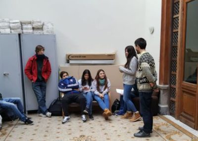 Bachillerato – Museo MNHN – 5to. y 6to. año