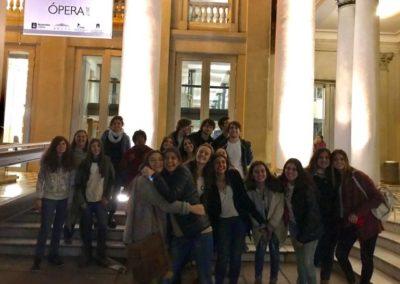 Bachillerato – Teatro Solís