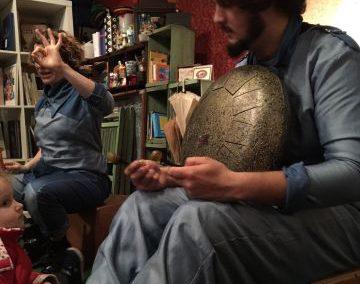 Inicial – Taller de música