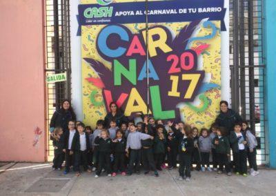 Inicial – Museo del Carnaval 3 y 4 años