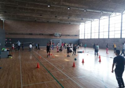 Jornada deporte-Malvín Norte