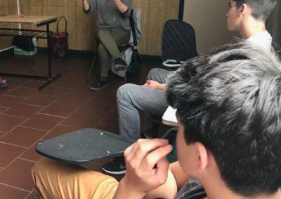 Secundaria – Oficios – 4º año