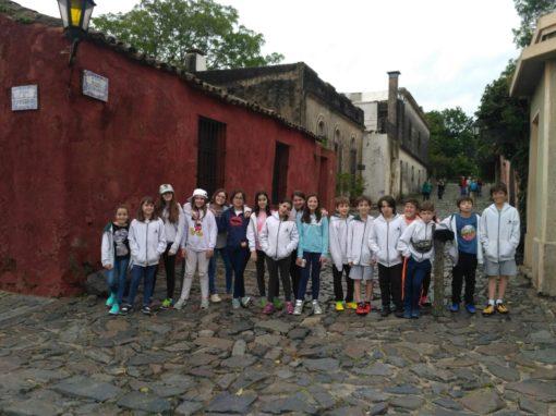 Quinto y sexto año en Carmelo y Colonia