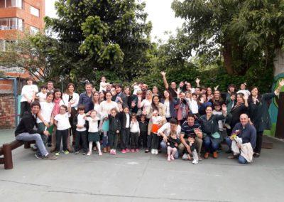Educación Inicial: Nivel 4 años. Proyecto «Mi Familia»