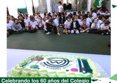 2018: celebramos los 60 años del Colegio
