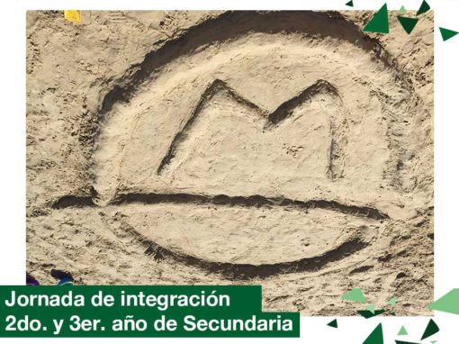 2018: Secundaria: 2do. y 3er. año, jornada de integración