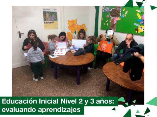 2018: Nivel 2-3 Años Educación Inicial, encuentro con padres