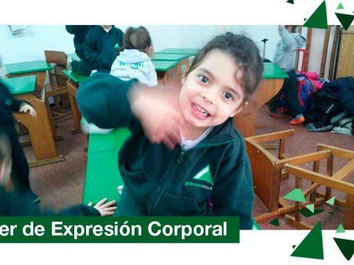 2018: Taller de Expresión Corporal