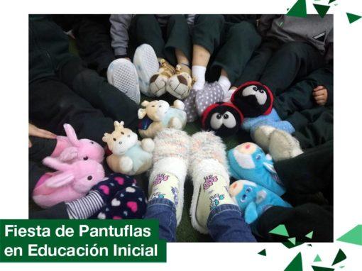 2018: Educación Inicial recibió las vacaciones con la Fiesta de Pantuflas