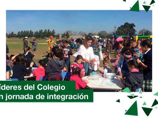 2018: líderes del Colegio en jornada de integración
