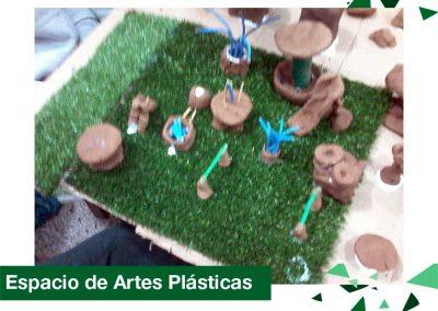 2018: Espacio de Artes Plásticas