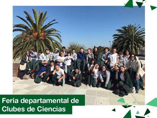 2018: Feria de Clubes de Ciencias