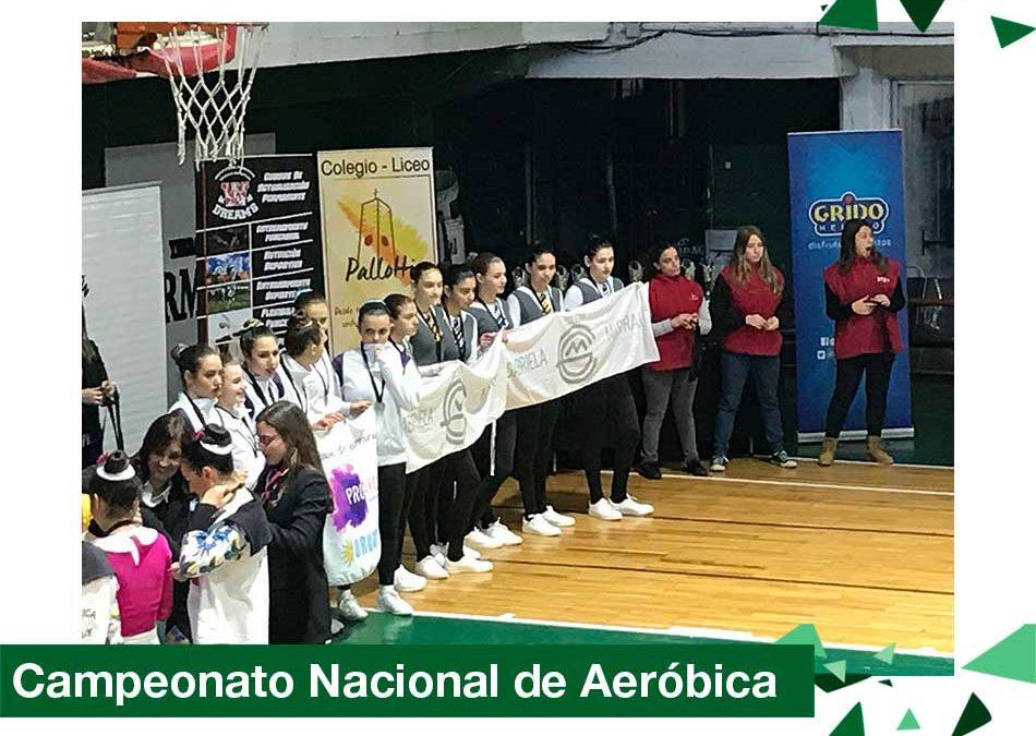 2018: Campeonato Nacional de Aeróbica