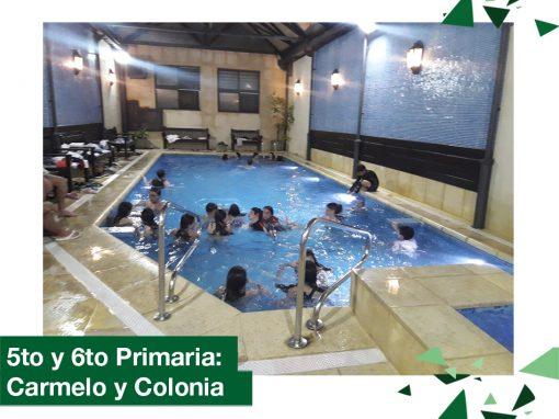 2018: 5to y 6to en Carmelo y Colonia