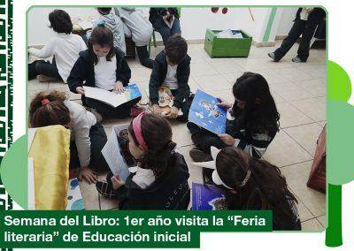 Gabriela Mistral feria literaria 1er año_1
