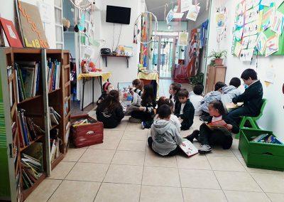 Gabriela Mistral feria literaria 1er año_4