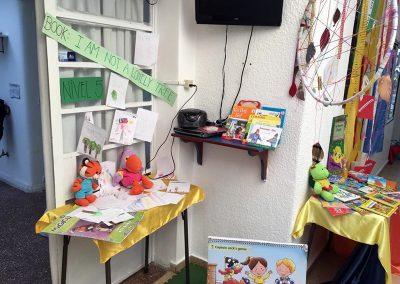 Gabriela Mitral feria literaria inicial_4