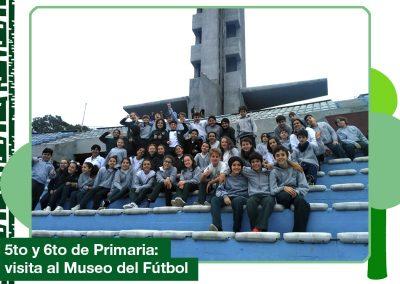 Gabriela mistral 5toy6to museo del futbol 1