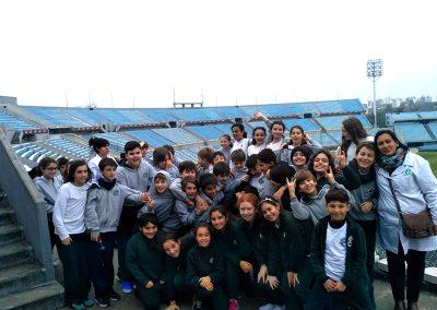 Gabriela mistral 5toy6to museo del futbol 2