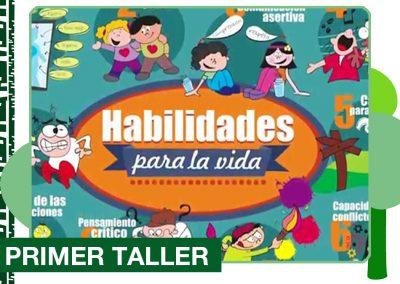 Gabriela mistral Habilidades 1er taller 1