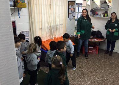 Gabriela Mistral boletines inicial 2