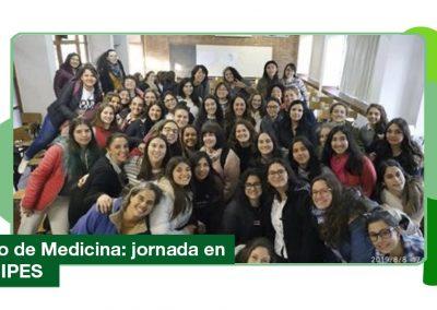 2019: 6to de Medicina «Quiero ser científica»