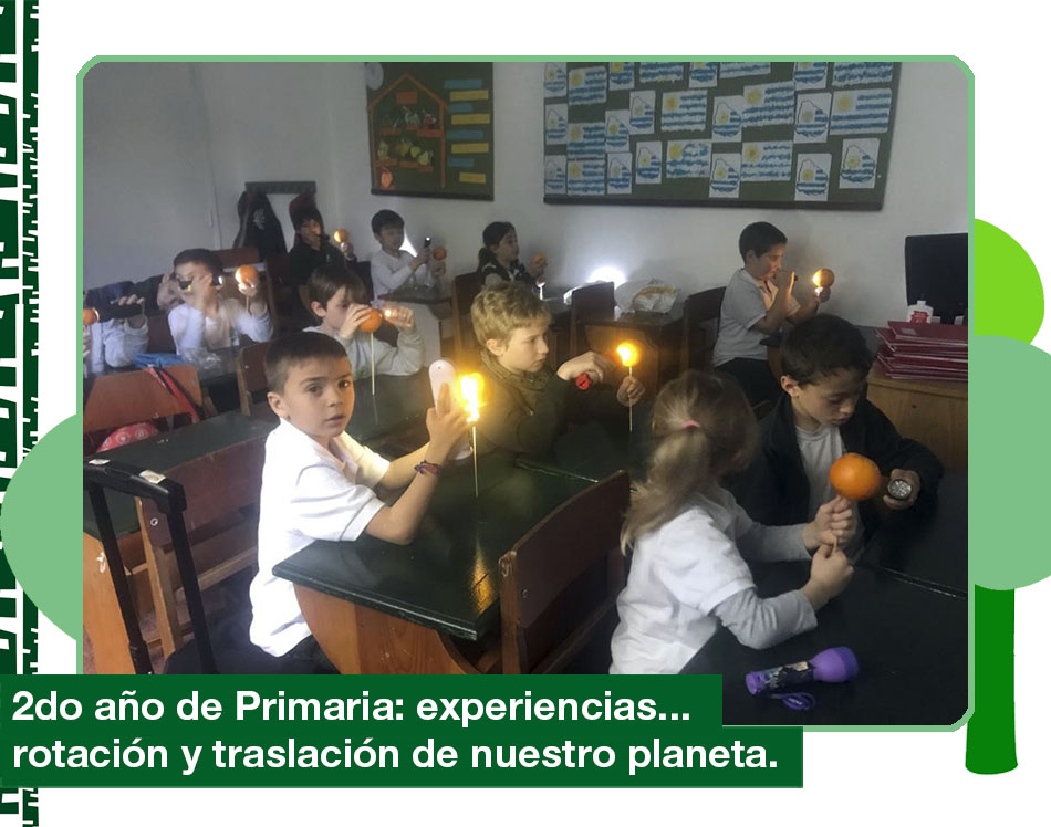 2019: 2do año de Primaria… experiencias.
