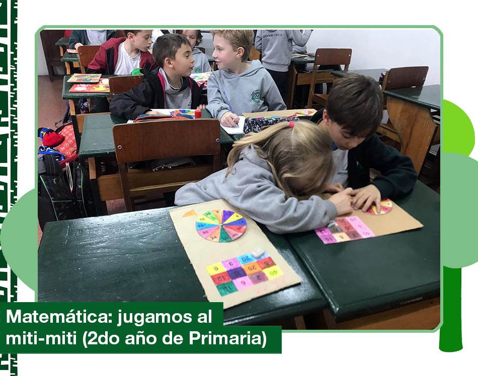 2019: 2do año de Primaria