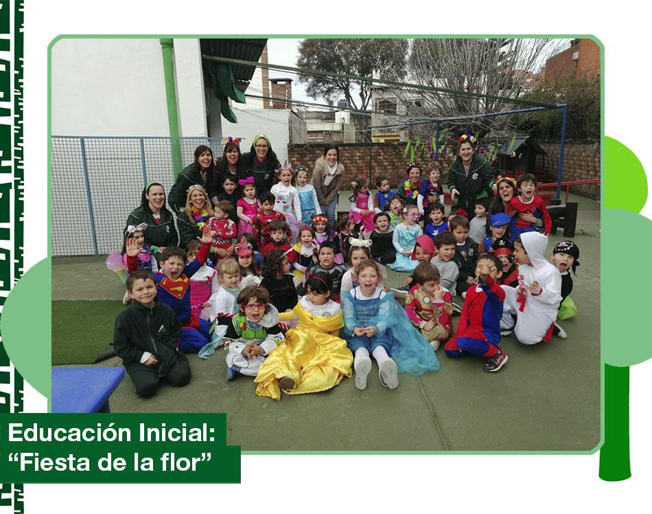 2019: «Fiesta de la flor»