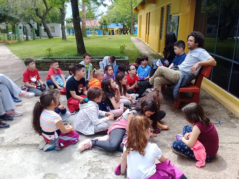 Gabriela Mistral campamento 1ro y 2do 2019 3