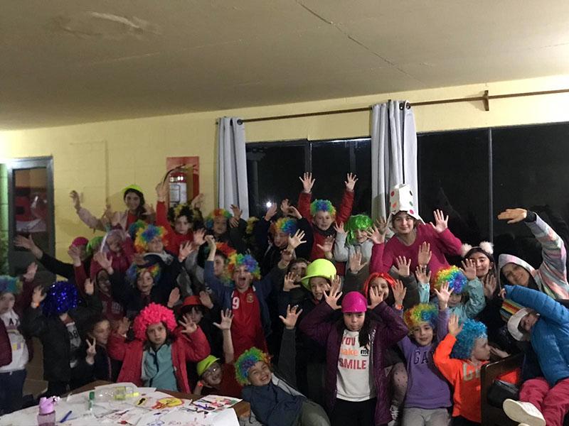 Gabriela Mistral campamento 1ro y 2do 2019 4