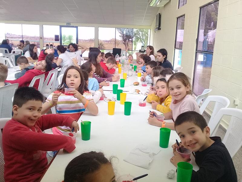 Gabriela Mistral campamento 1ro y 2do 2019 8