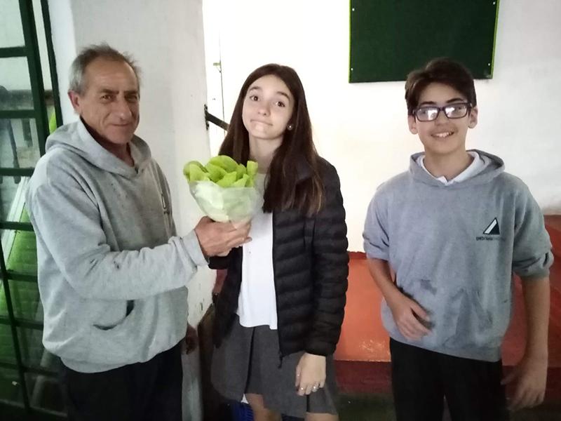 Gabriela Mistral cosecha 11