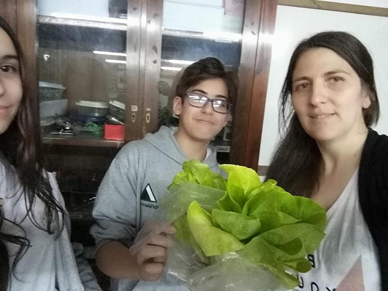 Gabriela Mistral cosecha 4