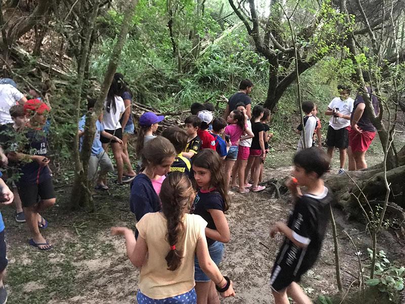 Gabriela Mistral Campamento 3ro4to 3