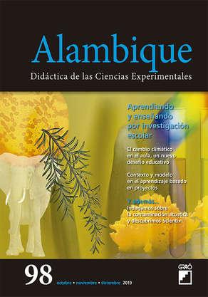 La docente de biología Lucía Ilardía presentó un artículo, sobre el proyecto del Club de Ciencias.