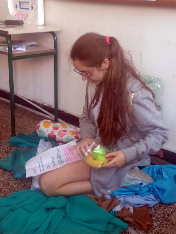 Gabriela Mistral JC Federica 1