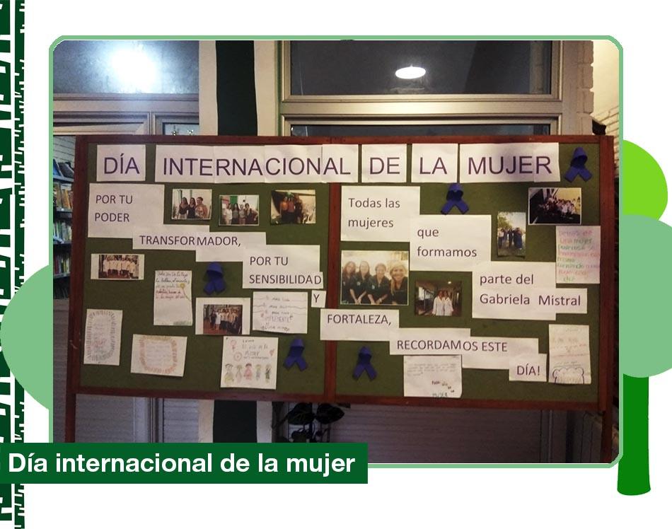 2020: Día internacional de la mujer