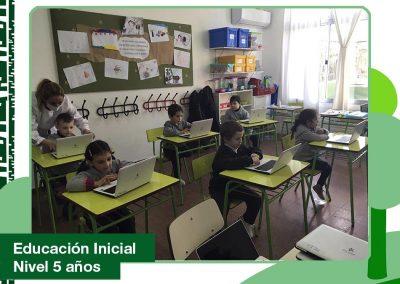 2020: Educación Inicial Nivel 5 años